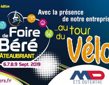 DUTERTRE-septembre-cadre-FOIRE DE BERE